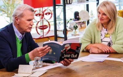 Jaar Nul besproken door Adriaan van Dis bij Koffietijd.
