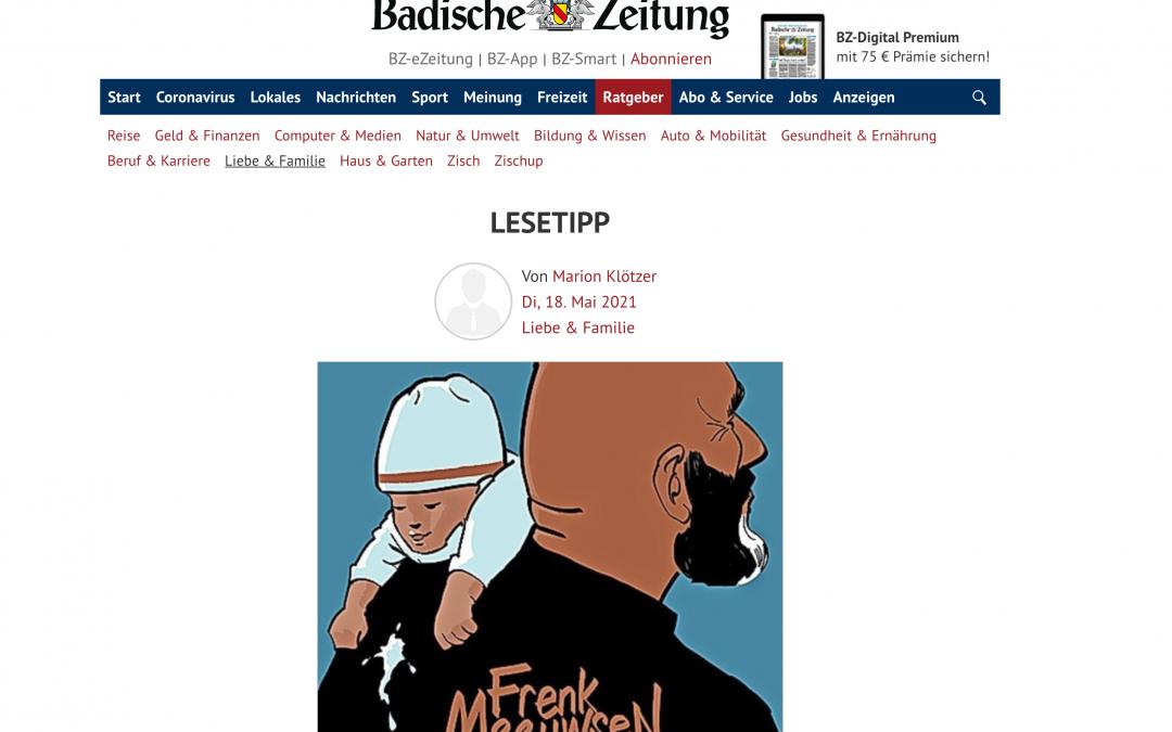 Badische Zeitung LESETIPP Jahr Null